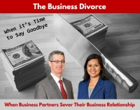 "Gary and Kathryn discuss the issues that frequently arise when business partners decide to part ways, in their seminar ""The Business Divorce"" via Live National Webinar"